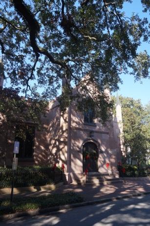 The jingle bell Church